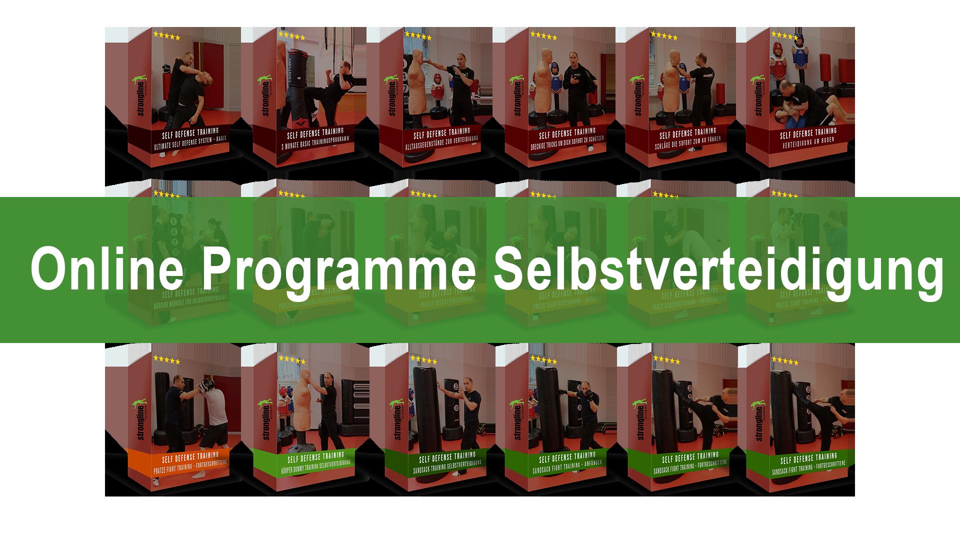 Selbstverteidigung Programme Online