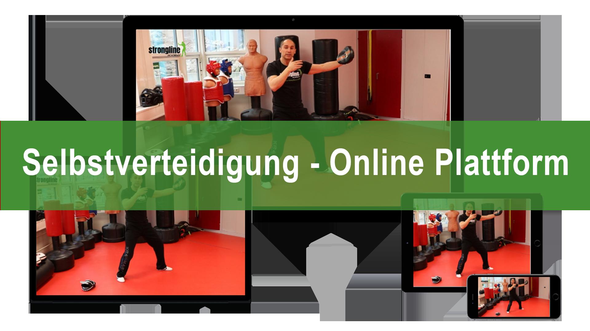 Selbstverteidigung Online Plattform